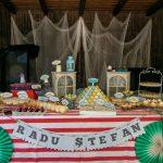 Candy bar botez  Radu Stefan la Restaurant Restaurant Popas Cismea