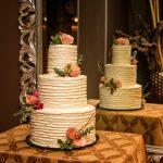 Tort  vanilie si fructe de padure la Hotel Vega