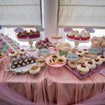 Candy Bar pentru botezul Isabelei la  Harlequin