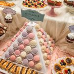 Candy bar Anca si Radu la Restaurantul Bavaria Blu