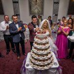 Tort Pavlova pentru Alexandra si Iulian  la Diamond Ballroom Eforie Nord