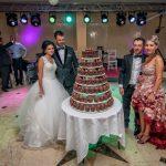 Tort iocolata pentru Alexandra Elena si Alin la Restaurant – Hotel Scoica – Jupiter