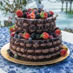 Tort Ciocolata la  Restaurant Harlequin