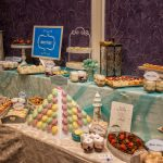 Candy bar Botez Victor la Golden Palace