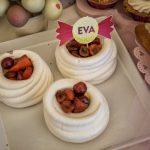 Candy bar botez Eva la  Restaurant Gociman