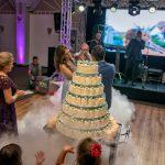 Tort Cocos la Del Mar Ballroom