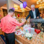 Candy Bar la botezul Anei la hotel Dacia Sud
