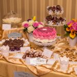 Candy Bar la cununia civila dintre Dana si Claudiu la Events by Don Corleone