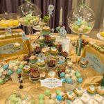 Candy Bar la botezul lui Andrei la Golden Palace Ballroom