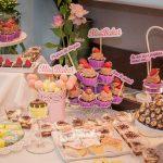 Candy Bar la nunta Andrei la restaurant Harlequin Mamaia