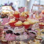 Candy Bar la nunta Andreei cu Milu la restaurant Diplomatic