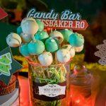 Candy bar de botez pentru Stefan