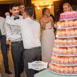 Torturi de nunta de la Miss Baker - Tort Rainbow