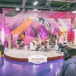 Carmen de la Miss Baker in Studio la Tv Neptun