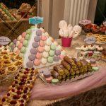 Candy bar Florin si Roxana-Anamaria la Restaurant Colonadelor