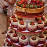 Tort Red Velvet Cheesecake  La Dolce Vita