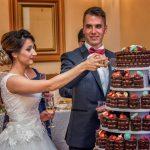 Tort de Ciocolata pentru Anamaria si Daniel la Hotel Del Mar Mamaia