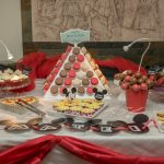 Candy bar Matei la Ares