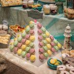 Candy bar Botez Victor la Golden Palace