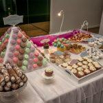 Candy bar  Alexandra si Marian la Diplomatic