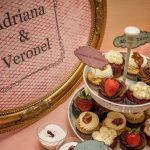 Candy bar Adriana si Veronela la Hotel Bavaria Blu