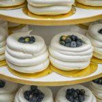 Tort pavlova la Restaurant Gociman