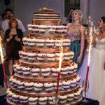 Tort Chocolate mousse la Restaurant Elton Ballroom
