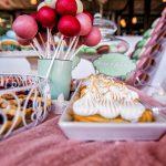 Candy bar George si Adelina la Restaurant Laguna